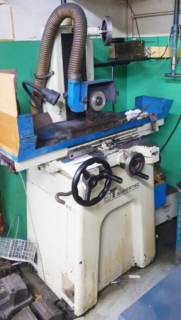 powertools factory work scene