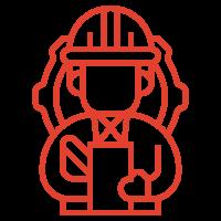 Powertools engineer icon
