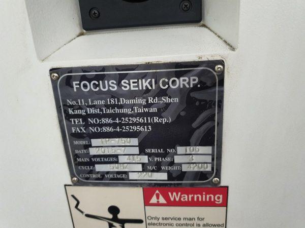 powertools machine label