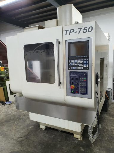 TP750 powertools machine