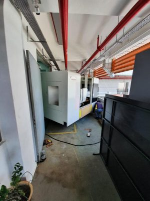 Focaseiki Vertical CNC Machining Centre